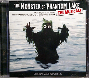 Original Cast Recording CD (merchandise)